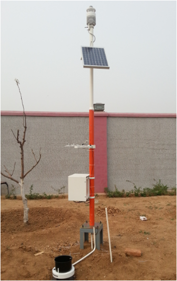 ZATA agriculture weather station