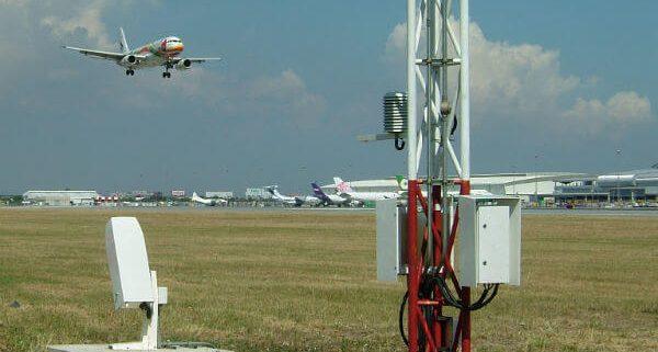 Aeronautical Anemometer