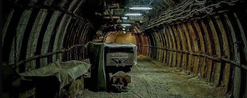 Coal Mine Anemometer