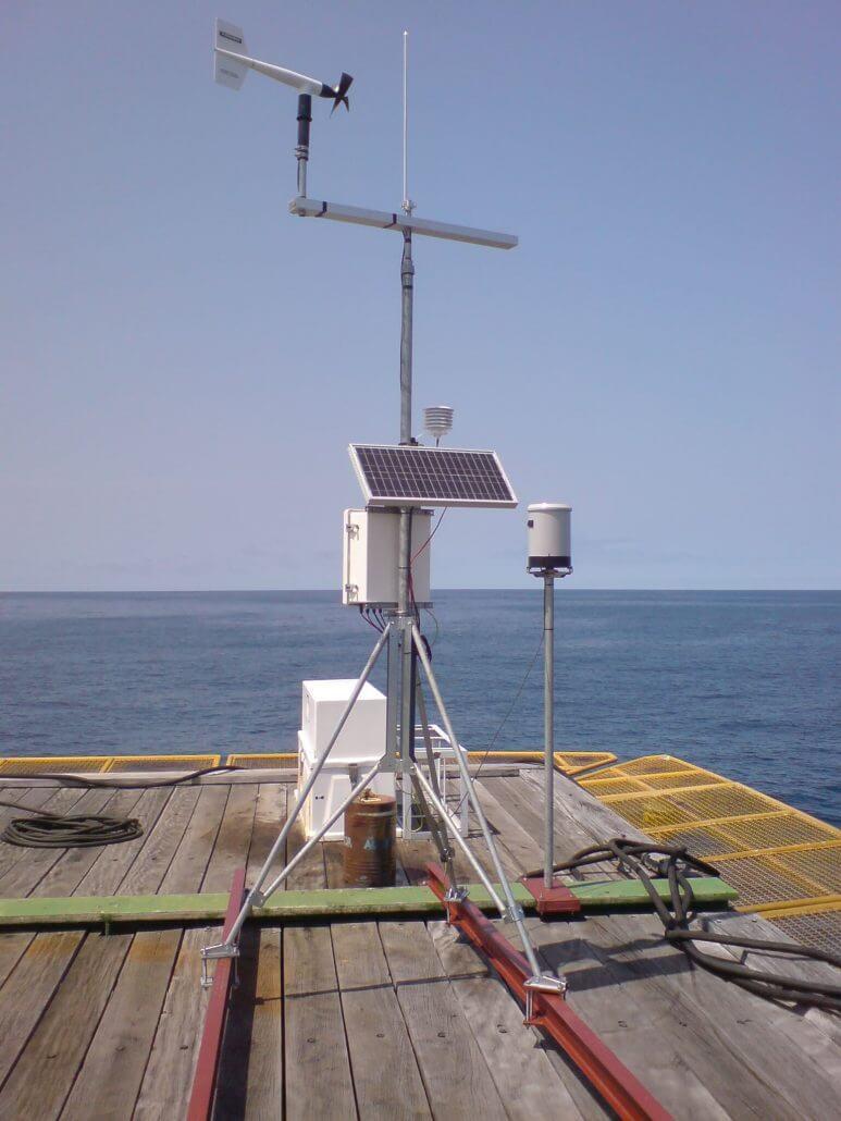 Marine Anemometer