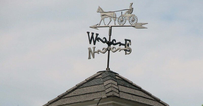 Older wind vane