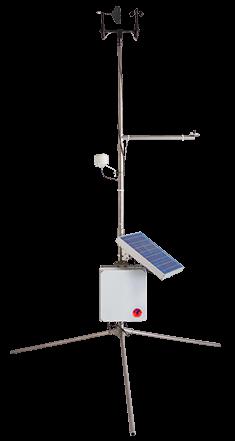 Ground Anemometer