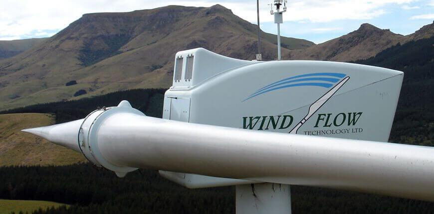 Wind Power Anemometer